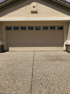 Garage Door Cleaning